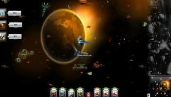 Le jeu de l'espace NOVA Raider