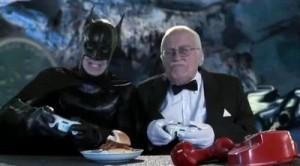 Batman joue aux jeux en ligne !