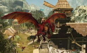 jouer à dragon's prophet