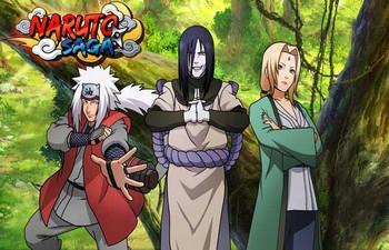 Rejoins tout les héros de la celèbre série Naruto