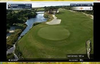 Parcourt les plus beaux spots de golf de la planète