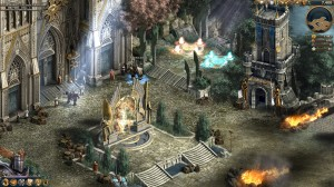 Les graphismes de Might and Magic Heroes Online