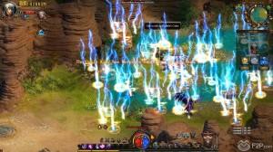 Kingdom Rift : des combats portés sur l'action
