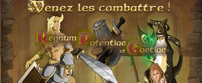 R.P.G Le jeu