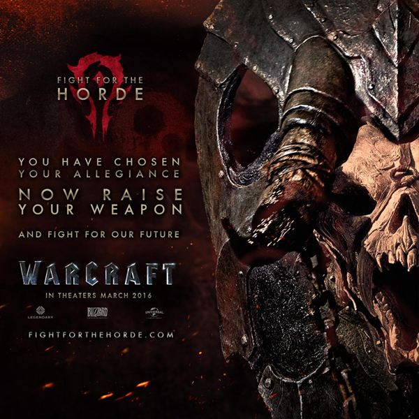 Warcraft le film en image