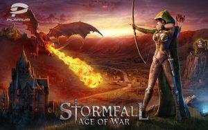 Un jeu de stratégie heroic fantasy