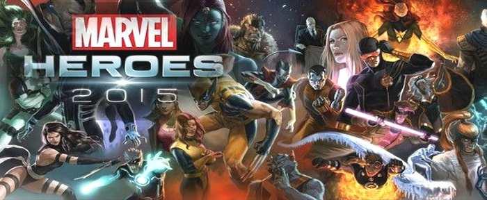 Marvel 2015