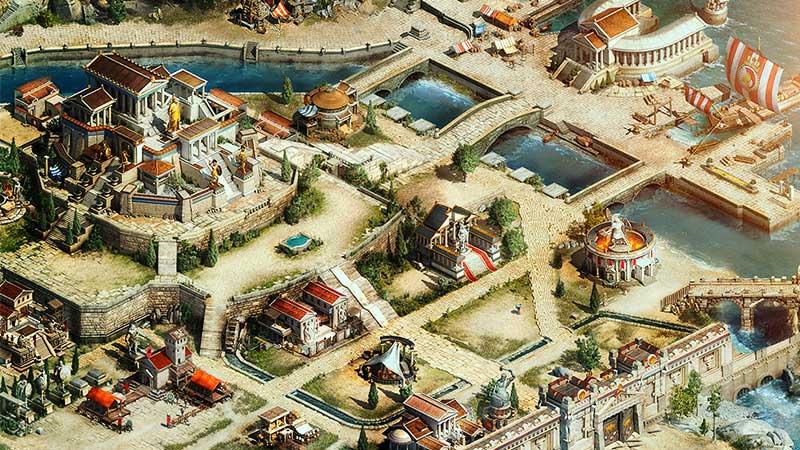 Créer une vie économique dans la Grèce Antique