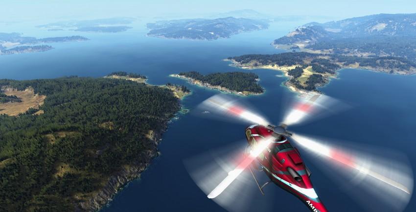 Télécharger le jeu de simulation d'hélicoptère
