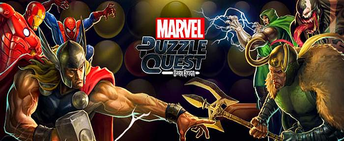 Marvel Puzzle Quest [IOS]