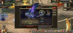 Deuxième aperçu Chevalier du dragon